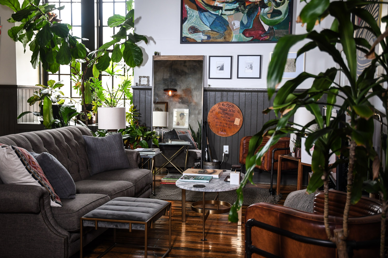 holborn - décoration d'intérieur - design d'espace