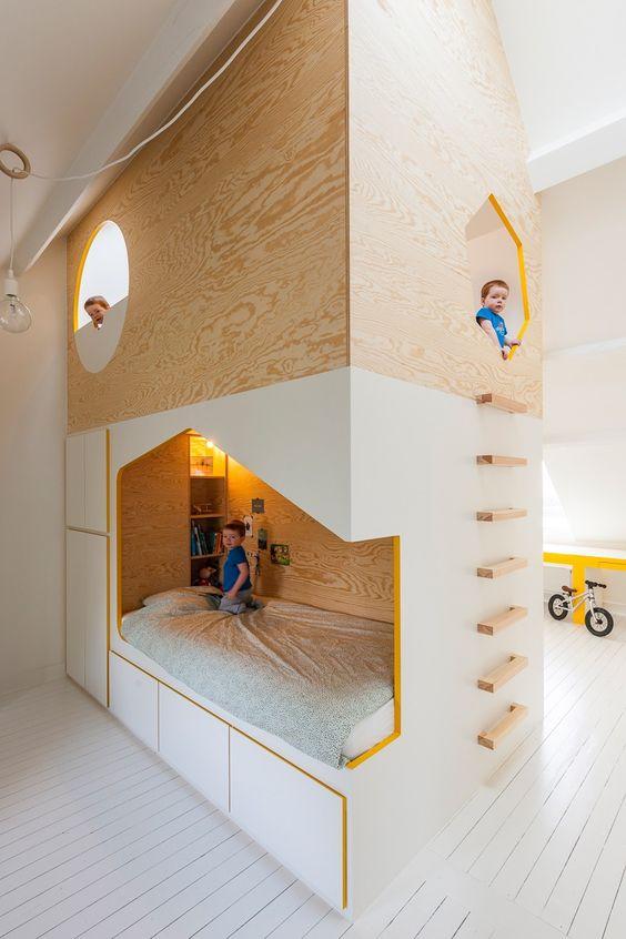 chambre-enfant-originale-Van-Staeyen-Interieur-holborn-blog ...