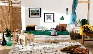 holborn - blog décoration d'intérieur - design d'espace - aménagement studio - Décoration ethnique chic