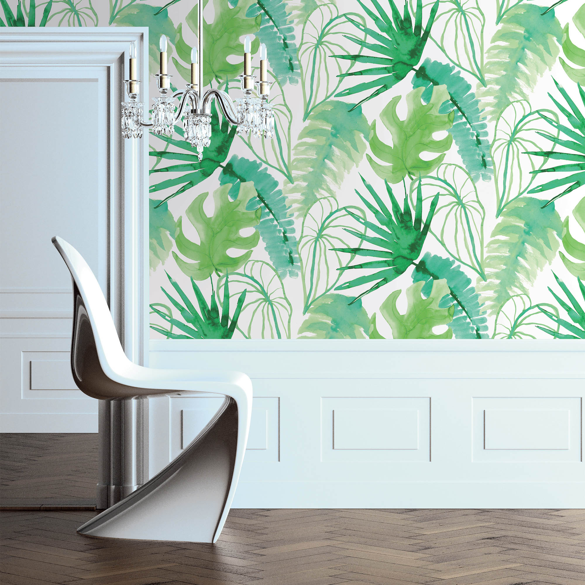 Jungle Fever Papier Peint La Redoute Holborn Blog Decoration Papier
