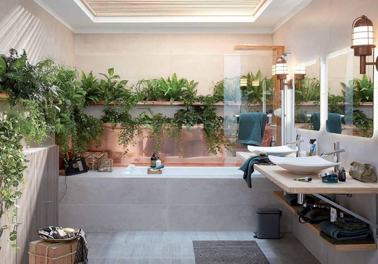 tendance d coration quand les plantes vertes envahissent. Black Bedroom Furniture Sets. Home Design Ideas