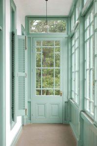 holborn - blog décoration d'intérieur - design d'espace - aménagement studio - vert menthe - vert pastel