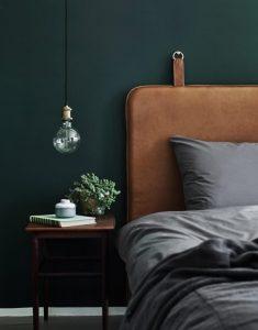 holborn - blog décoration d'intérieur - design d'espace - aménagement studio - Décoration chambre verte
