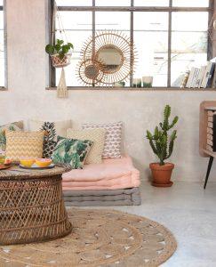 holborn - blog décoration d'intérieur - design d'espace - aménagement studio - Pimkie Home décoration ethnique