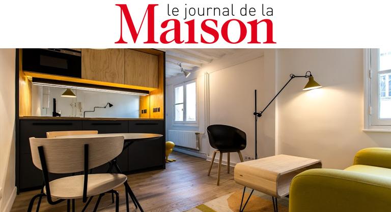 Le journal de la maison dossier petites surfaces holborn for Journal decoration maison