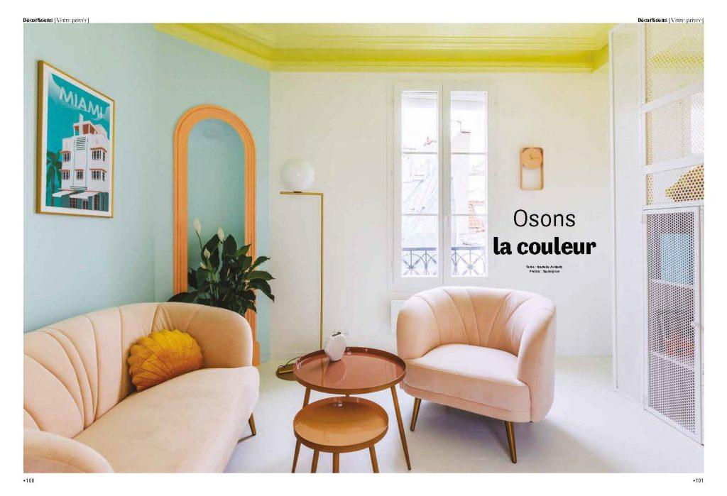 Magazine Décor & Sens - Décoration et art de vivre